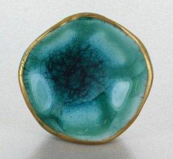 Tiffany-ceramic-door-knob